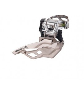 SRAM XX desviador High Clamp 2x10