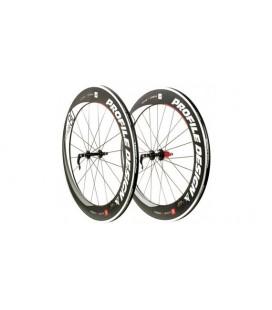 Juego ruedas Profile Design - Altair 80mm