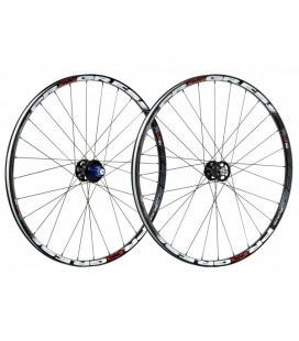 Descripción del producto Progress Juego de ruedas Progress XCD-EVO 27.5'' negra