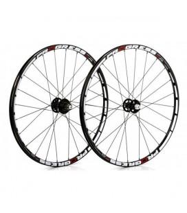 Progress Juego de ruedas Progress XCD-EVO 26'' negras