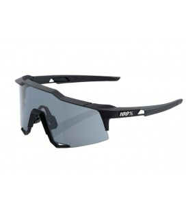 Gafas 100% Speedcraft LL negro con lentes Smoke