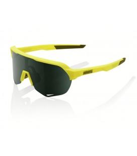 Gafas 100% S2 Soft Tact amarillo lente gris