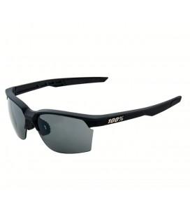 Gafas 100% Sportcoupe soft tact lente ahumada negro