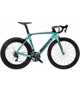 Bianchi Oltre XR4 - Shimano Dura Ace 11sp - MBS-Edition - Zipp 404/808 - Vision Handlebar