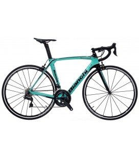 Bianchi Oltre XR3 - Shimano Ultegra Di2 11sp MBS-Edition - Fulcrum Racing Zero Wheels