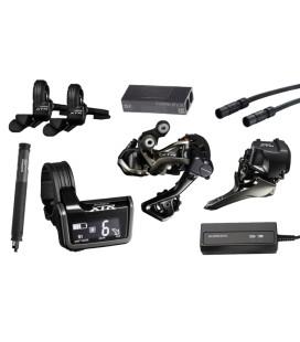 Kit Shimano upgrade a Electrónico XTR M9050 2x11 38-34D