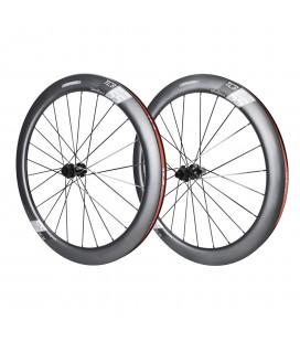 Juego de ruedas VISION SC 55 DISC Carbono